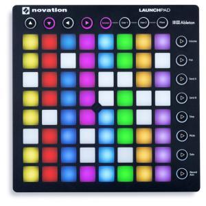 Novation ノベーション Launchpad MK2 MIDIコントローラー  直輸入品 audio-mania