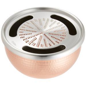 新光金属 銅製手打ちおろし器 5寸 HMO-9|新品|audio-mania