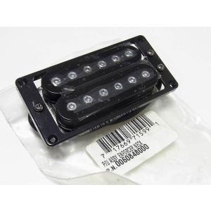 アウトレット|フェンダー 純正パーツ Fender Enforcer Neck Black 0060848000 ネック ポジション用 ハムバッカー|audio-mania