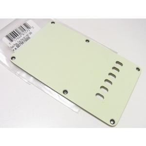 アウトレット Fender バックプレート BACKPLATE, STRAT Classic Vibe 60's Mint Green 直輸入品 新品 audio-mania