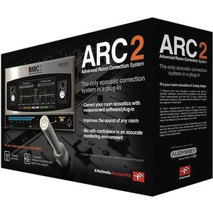 ディスクのみ|IK Multimedia アイケーマルチメディア ARC System2 アークシステム|直輸入品|新品|audio-mania