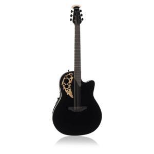 Ovation エレアコ Elite 1868TX-5GSM Super Shallow オベーション ギター|直輸入品|audio-mania