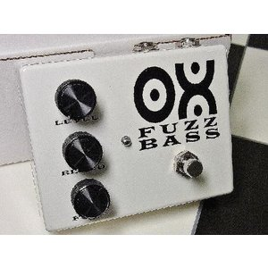 OX Fuzz Bass オックスファズ ベース シリコン ファズ|直輸入品|audio-mania
