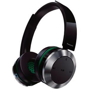 Panasonic パナソニック ヘッドホン Bluetooth ワイヤレス 高音質 マイク付き RP-BTD10 Wireless ブラック 直輸入品 audio-mania