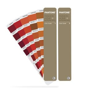 PANTONE パントン・ファッション、ホーム + インテリア カラーガイド FHIP100 audio-mania