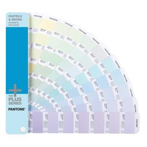 PANTONE パントン パステル & ネオン・ガイド(コート紙、上質紙) GG1504 PASTELS & NEONS Coated │直輸入品 audio-mania