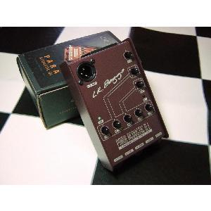 LR.BAGGS PARA ACOUSTIC D.I 直輸入品 audio-mania