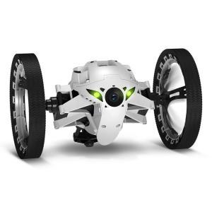 Parrot MiniDrones ドローン Jumping Sumo (White) PF724000|新品|直輸入品|audio-mania