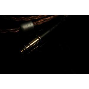 PlusSound プラスサウンド EXO Series Custom Cable AKG ヘッドホン リケーブル 交換ケーブル Mini XLR|audio-mania|03