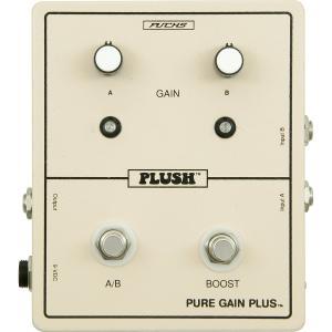 Fuchs エフェクター Pure Gain Plus ピュア ゲイン プラス|直輸入品|ヒュークス|ブースター|audio-mania