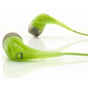 AKG イヤホン 有線 マイク Q350 GREEN グリーン クインシージョーンズ シグネイチャーモデル カナル型 直輸入品 audio-mania