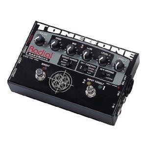 Radial Bass Bone ラディアル ベース ボーン プリアンプ DI ダイレクトボックス DIrect Box|直輸入品|audio-mania