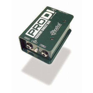 Radial エフェクター PRO DI ラディアル パッシブ ダイレクトボックス Direct Box 直輸入品 audio-mania