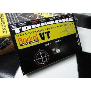 Radial Headbone VT ラディアル アンプ スイッチャー セレクター ヘッドボーン Head Bone 直輸入品 audio-mania