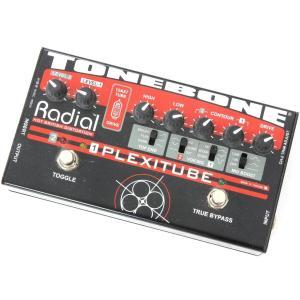 Radial エフェクター Plexitube|直輸入品|ラディアル|プリアンプ|audio-mania