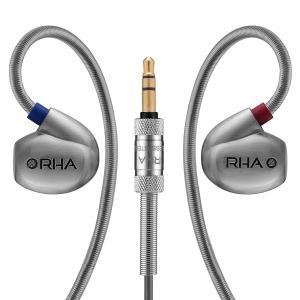 RHA イヤホン 有線 高音質 T10 トップエンドモデル │直輸入品|audio-mania