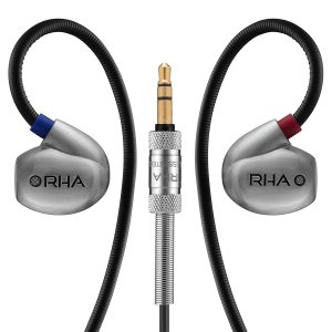 RHA イヤホン 有線 高音質 T20 フラッグシップモデル │直輸入品|audio-mania