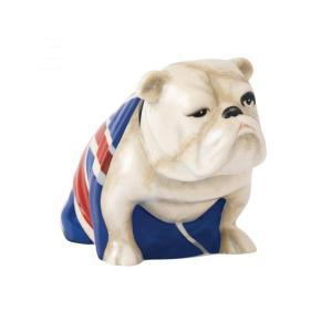 Royal Doulton ロイヤルドルトン Jack Bulldogs  フィギュア 007|直輸入品|新品|audio-mania