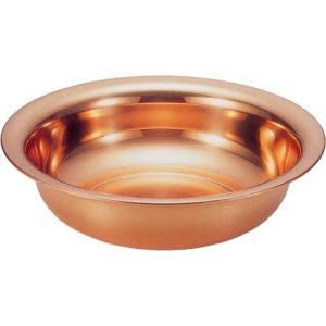 新光堂【純銅製】銅製洗面器 32cm S-9350【日本製】|新品|audio-mania