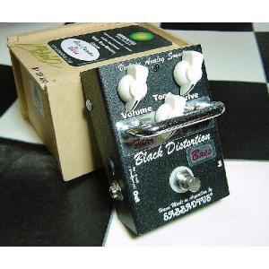 Sabbadius エフェクター Black Distortion Bass ブラック ディストーション ベース用 ディストーション サッバディウス|audio-mania