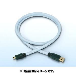 SAEC サエク SUPRA USB2.0 MiniB(1.0m) USB-A/MiniBケーブル|audio-mania