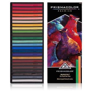 プリズマカラー SANFORD Prismacolor Premier NUPASTEL ニュー パステル 24本セット|直輸入品|audio-mania