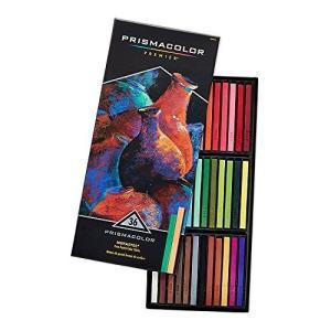 プリズマカラー SANFORD Prismacolor Premier NUPASTEL ニュー パステル 36本セット|直輸入品|audio-mania