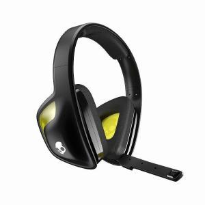 Skullcandy スカルキャンディー ゲーミング ヘッドホン ヘッドセット SLYR (Black Yellow) ゲーム用 PS4 XBOX|audio-mania