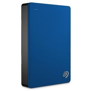 Seagate Backup Plus 4TB ポータブル ハードディスク ドライブ Blue│直輸入品 audio-mania