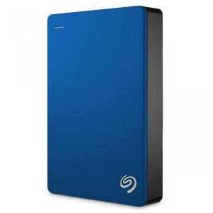 Seagate Backup Plus 5TB ポータブル ハードディスク ドライブ Blue STDR5000102  │直輸入品 audio-mania