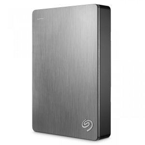 Seagate Backup Plus 5TB ポータブル ハードディスク ドライブ Silver STDR5000101  │直輸入品 audio-mania
