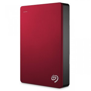 Seagate Backup Plus 5TB ポータブル ハードディスク ドライブ Red STDR5000103 │直輸入品 audio-mania
