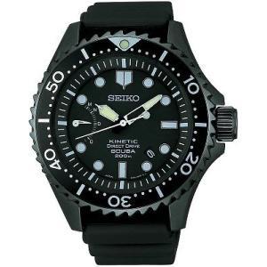 SEIKO PROSPEX SBDD003 MARINEMASTER 直輸入品 新品 腕時計 クロノグラフ キネティック 自動巻き audio-mania