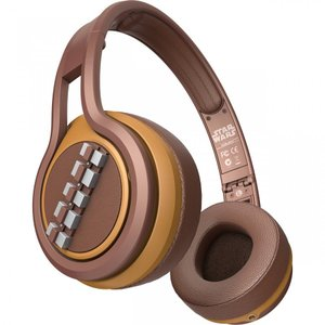 SMS Audio ヘッドホン 有線 高音質 マイク付き Street Star Wars On-Ear Wired Headphone 2nd Edition Chewbacca スターウォーズ │直輸入品|audio-mania