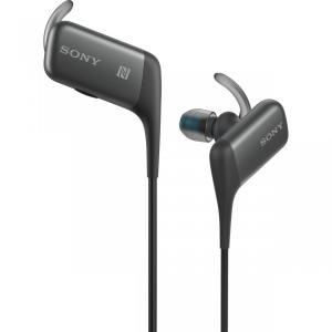 アウトレット Sony ソニー MDR-AS600BT/B Black Bluetooth イヤホン ブルートゥース イヤフォン ワイヤレス スポーツ