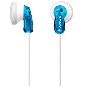 Sony ソニー イヤホン 有線 高音質 MDR-E9LP/L Blue │直輸入品|audio-mania