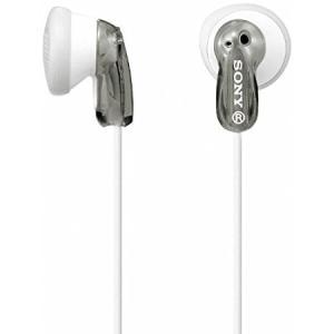 Sony ソニー イヤホン 有線 高音質 MDR-E9LP/H Grey │直輸入品|audio-mania