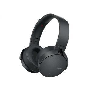 SONY ソニー ワイヤレス ノイズキャンセリング ステレオヘッドセット MDR-XB950N1/B Black ブラック 直輸入品  audio-mania