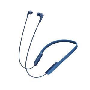 Sony ソニー ブルートゥースイヤホン MDR-XB70BT Blue ワイヤレスステレオヘッドセット Bluetooth対応|直輸入品|audio-mania