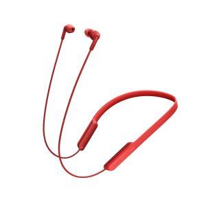 Sony ソニー ブルートゥースイヤホン MDR-XB70BT Red ワイヤレスステレオヘッドセット Bluetooth対応|直輸入品|audio-mania