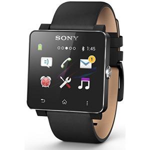 スマートウォッチ ソニー Sony Smartwatch 2 SW2 Leather レザー andoroid|直輸入品|audio-mania