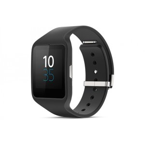 スマートウォッチ ソニー Sony Smartwatch 3 SWR50 Black ブラック andoroid|直輸入品