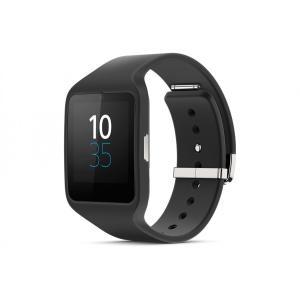 工場再生品 スマートウォッチ ソニー Sony Smartwatch 3 SWR50 Black ブラック andoroid|直輸入品|audio-mania
