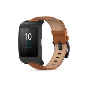 スマートウォッチ ソニー Sony Smartwatch 3 SWR50 Brown Leather ブラウンレザー andoroid|直輸入品|audio-mania
