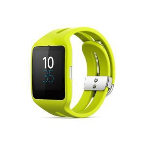 スマートウォッチ ソニー Sony Smartwatch 3 SWR50 Lime ライム andoroid|直輸入品