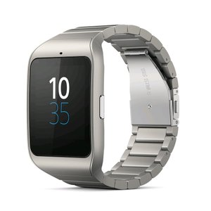 スマートウォッチ ソニー Sony Smartwatch 3 SWR50 Metal Silver メタル シルバー andoroid|直輸入品|audio-mania