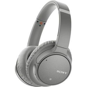 【工場再生品】SONY ソニー ヘッドホン ヘッドフォン ノイズキャンセリング Bluetooth ワイヤレス 高音質 マイク WH-CH700N/H Grey|直輸入品|audio-mania