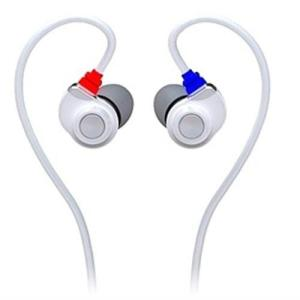 Sound Magic イヤホン 有線 高音質 E-30 ダイナミック型 WHITE|audio-mania