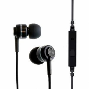 Sound Magic イヤホン 有線 高音質 マイク ES18S Black Gunmetal|audio-mania