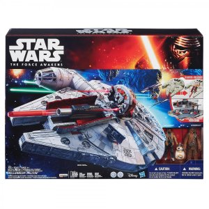 Star Wars スターウォーズ The Force Awakens Battle Action Millennium Falcon ミレニアム・ファルコン|直輸入品|audio-mania
